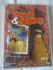 // NEUF BLISTER //  Tchaou et Grodo, DVD 6 Episodes 18 à 20 DESSINS ANIMES CHIEN