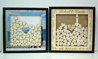 Wedding Drop Box Personalised Ideal Wedding Keepsake, Guest Book Alternative 1r