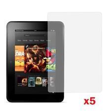 Amazon Kindle Fire HD 7.0 zoll 2013 Edition Displayschutzfolie durchsichtig