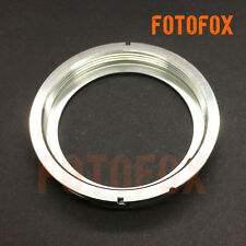 M42-CY For M42 42mm Screw Lens To Contax / Yashica C/Y CY Mount Camera Adapter