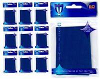 600 MAX PRO SMALL PREMIUM BLUE DECK PROTECTORS SLEEVES Yugioh Lot - New!