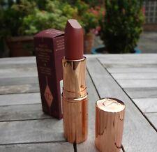 BNIB LE CHARLOTTE TILBURY Matte REVOLUTION Luminous Lipstick - SUPER MODEL