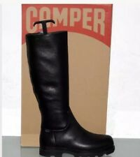 Camper Knee High Boots Sz 41 New Without Box