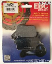 Kawasaki ZX10R (2011 to 2016) EBC Kevlar REAR Brake Pads (FA436) (1 Set)