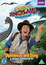Andy's Dinosaur Adventures: Diplodocus And Dung [Dvd][Region 2]