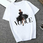 Summer Women's T-Shirt Fashion Letters Harajuku Women's T-Shirt Casual Fashion