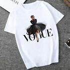 Summer Women's T-Shirt Fashion Letters Harajuku Women's T-Shirt Casual Fashion
