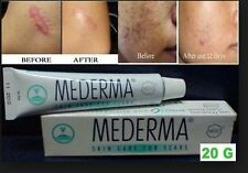 20G  MEDERMA GEL ACNE Scar Removal Keloid SKIN care products +Tracking Number