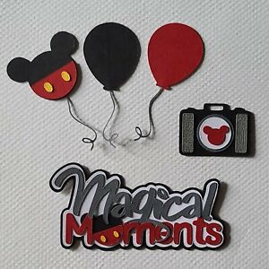 Magical Memories Title and Accessories Scrapbook, Card Making Paper Piecing