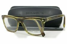 Dolce & Gabbana Unisex Brown Glasses and case DG 3226 2927 52mm