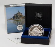 Frankreich 10 Euro 2020 - Die drei Berge #2 - Mont St. Michel - PP