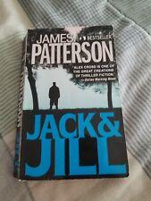 James Patterson Jack And Jill Paperback Book Alex Cross Series