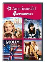 Warner Home Video 4 Kid Favorites-american Girl [dvd/4