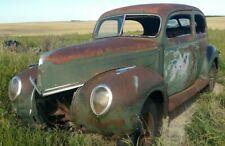 1939 Ford Tudor 2 door 39 1940 40 also 75 Dodge 61 Chevy Apache short box pickup