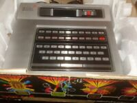 Odyssey 2 Console System with box 4 games all hookups