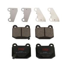 Disc Brake Pad Set-Premium Disc Brake Pad Rear TRW TPC0961
