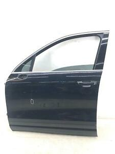2011-2018 PORSCHE CAYENNE LEFT FRONT DOOR SHELL BLACK (A1) OEM 2012 2014 2015