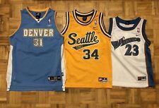 Lot Of 18 Youth NBA Jerseys Wholesale Nike Reebok Champion Adidas Rare