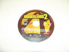 Borderlands 2 PS3 Game Disc Only Playstation 3