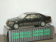 Mercedes 300SE / 600SEL - Cursor 291 Germany 1:43 in Box *43064