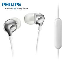 Auriculares PHILIPS MyJam Vibes SHE3705WT Con Microfono - Ultrapequeños