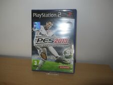PS2 Pro Evolution Soccer 2013 Playstation 2 pal  new sealed