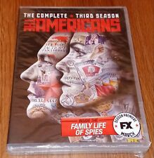 The Americans: Season 3 DVD Brand New Factory Sealed