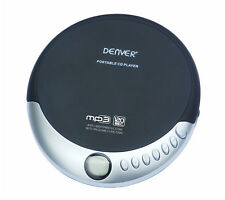 DENVER DMP-389 Portable Mp3 / CD Player With Auto Resume Ideal for Audio Books