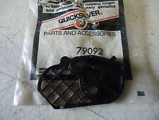 VINTAGE MERCURY OUTBOARD CARBURATOR CHOCK PLATE 79092