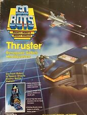 Vintage Thruster Gobots Headquarters Tonka Circa 1985 + Original Box