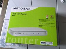 New listing Netgear Rp614v3 4 Port Cable Dsl Router 10/100 Mbps Switch Websafe Computer Used