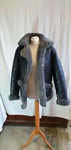 Sheepskin Flying Jacket Mk VI Size S - The price reflects the Jackets history!!!