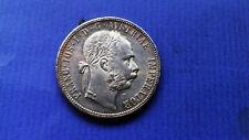 ÖSTERREICH 1 Gulden 1877 Prägefrisch ! Franz Joseph (1848-1916)