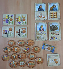 Marco Polo Mini Expansion - The New Characters, Brand New with English Rules