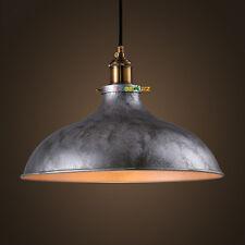 Industrial Iron Vintage Loft Retro Ceiling Light Chandelier Pendant Lamp Fixture
