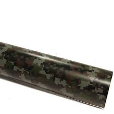 3x DIN A4 Wrapping Folie Camouflage Tetris / Matrix Autofolie mit Luftkanälen