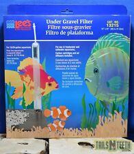 "Lee's Under Gravel Filter for 15/20 Gallon Aquariums - 12"" x 24"" #13215"