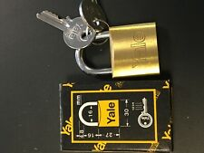 YALE PADLOCK KEYED ALIKE 30mm BRASS  AVAILABLE. OTHER  MAKES & SIZES AVAILABLE