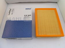 BMW 3 5 7 Series X3 Z3 Z4 2.0 2.5 2.8 3.0 Petrol Air Filter MAHLE LX343