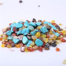 Wholesale 200g Bulk Tumbled Stones Mixed Agate Quartz Crystal Healing Mineral