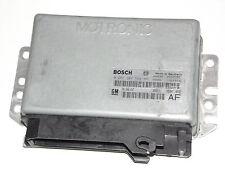 Bosch 0261204589 motor ECU para Opel Omega 3.0 V6 MV6 (gm 90566817 af)