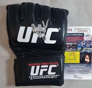 Ben Askren Autographed Glove JSA COA 894 Signed UFC MMA Jake Paul