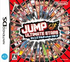 Jump Ultimate Stars NDS Nintendo Nintendo DS From Japan