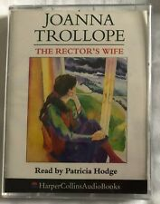 Audio Book JOANNA TROLLOPE The Rectors Wife read Patricia Hodge on 2 x Cass NEW