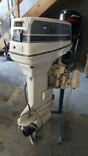 50hp johnson outboard incomplete motor
