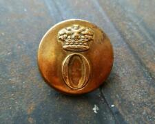 ANTIQUE HUNT BUTTON:  OAKLEY HUNT SERVANT'S BUTTON