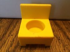 Vintage Fisher Price  Royal Castle Chair  #993