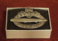 Vintage WWI Zeppelin Crew Member Airship Badge German Insignia Medal 1914-1918