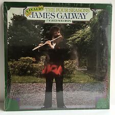 JAMES GALWAY Vivaldi The Four Seasons LP LRL1-2284 (1977) SEALED MINT VINYL