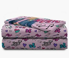 Jojo Siwa Feel The Music Full Bed Sheet Set